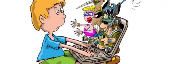 """ΓΟΝΕΙΣ ΠΡΟΣΟΧΗ!!! Επικίνδυνα διαδικτυακά """"παιχνίδια"""""""