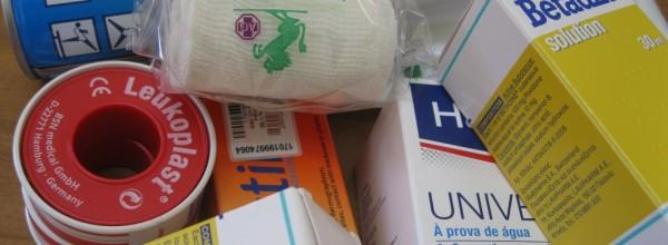 Δωρεά φαρμακευτικού υλικού στο Σχολείο